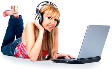 слушать музыку анонимайзер